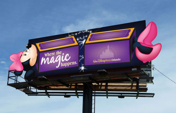 Walt-Disney-World-Orlando-Creative-Billboard-Design-3
