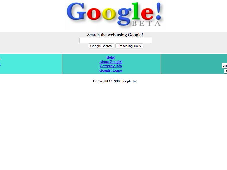 google-november-11-1998