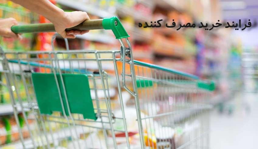 فرایند خرید مصرف کننده