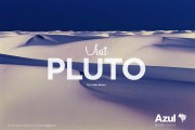 آگهی شرکت هواپیمایی برزیلی AZUL
