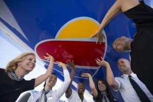 تصویر برند لوگو شرکت هواپیمایی